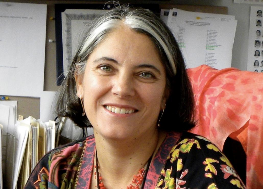 La Dr. Fernández-Sesma