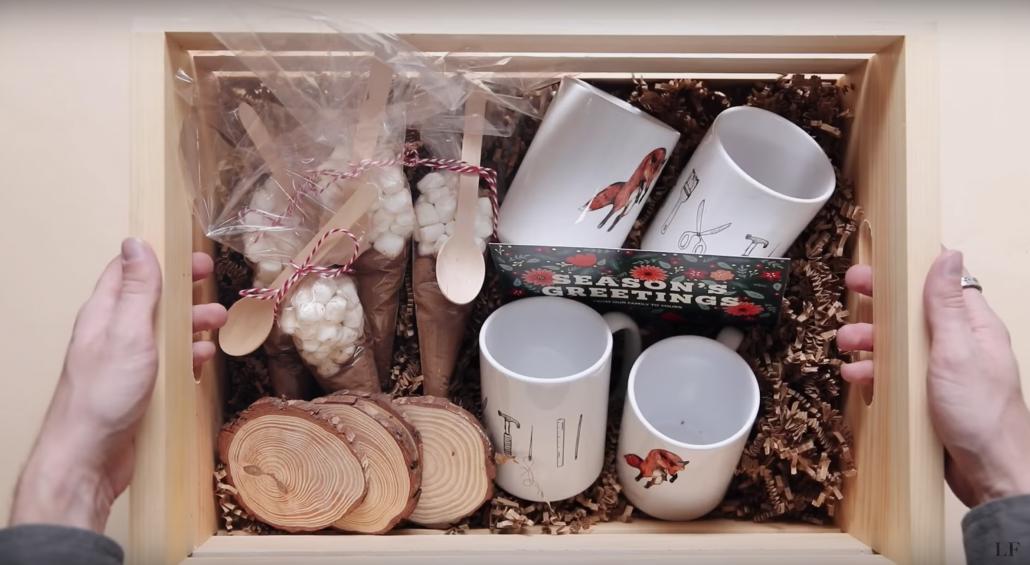 3 ideas de regalos hechos a mano perfectos para Navidad
