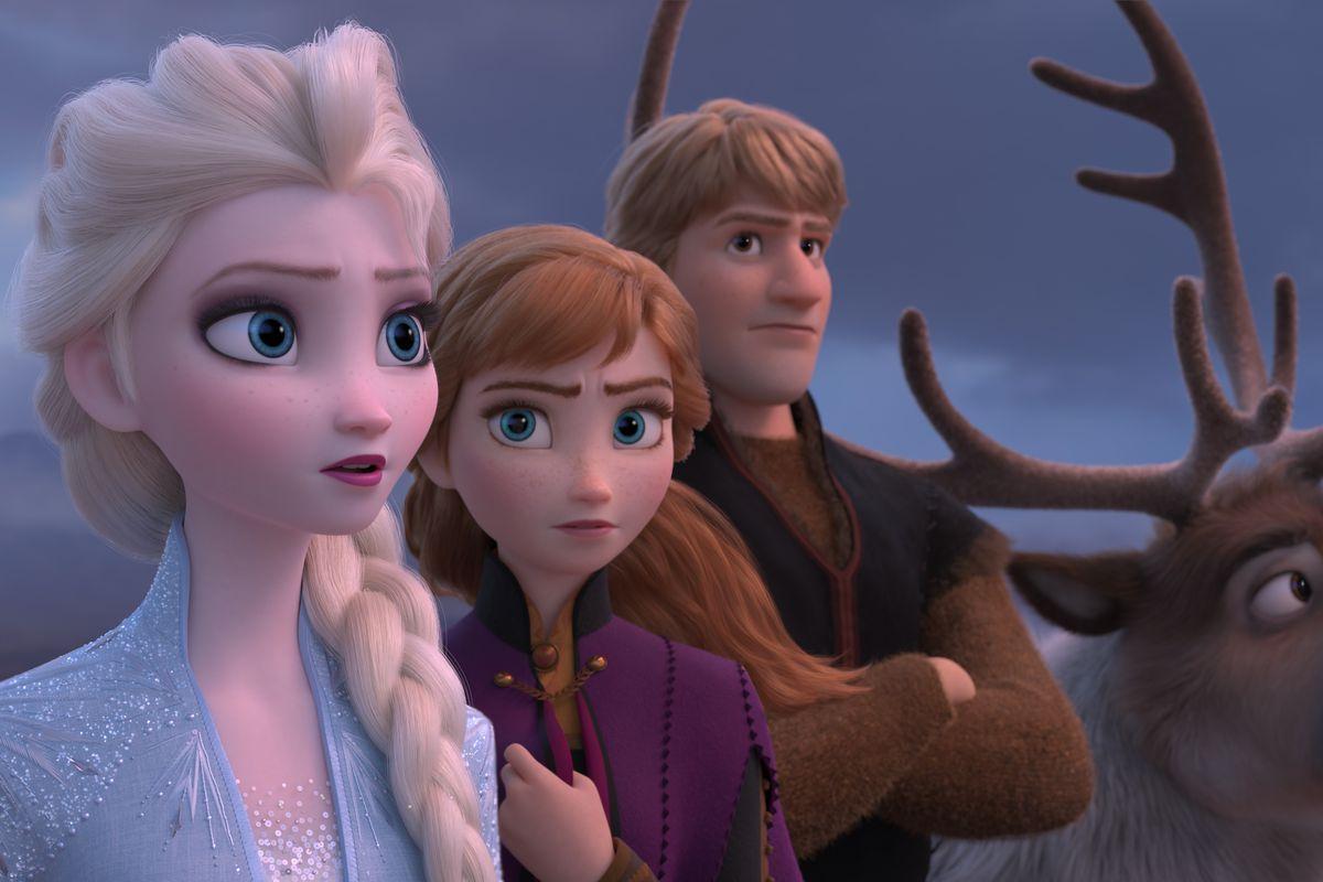 Personajes de Frozen II