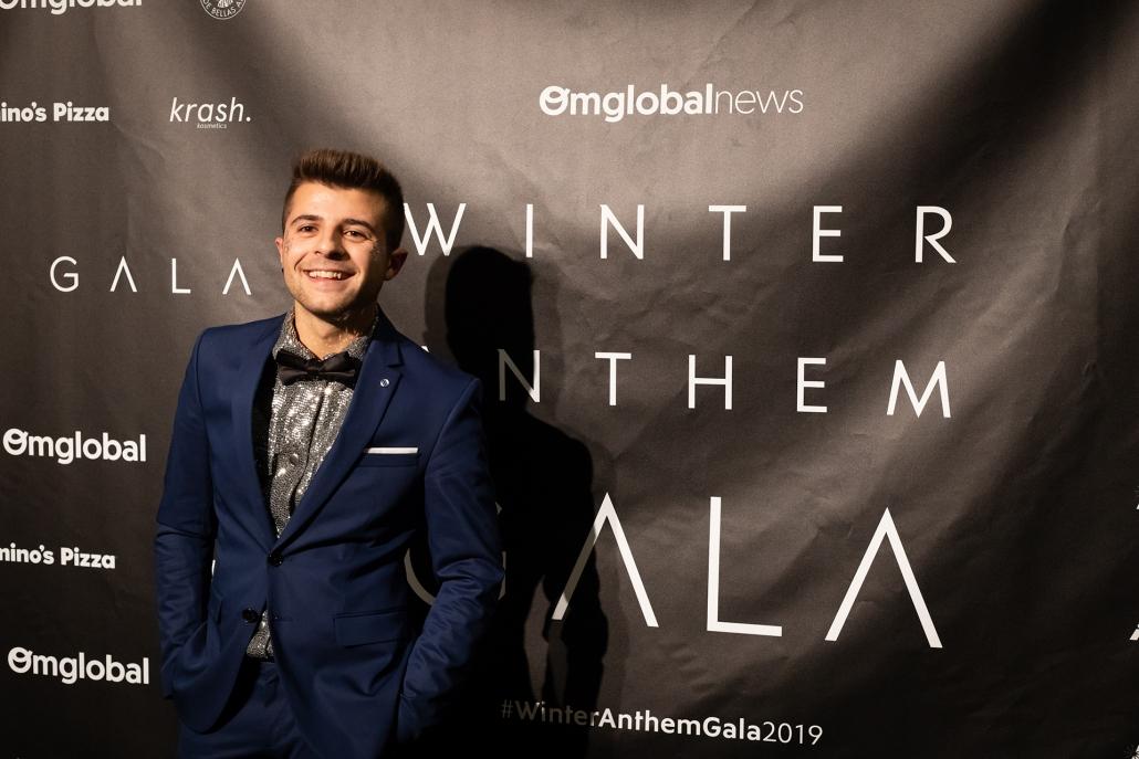 El youtuber vasco Iban Garcia (@ibngarcia) viajó hasta Madrid para ser testigo de la segunda edición de la Gala